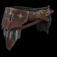 Chaos Armored Pants Rust Skin