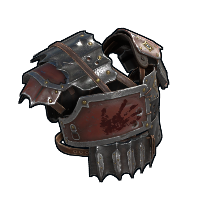 Chaos Armored Vest Rust Skin