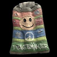 Peacemaker Sleeping Bag Rust Skin