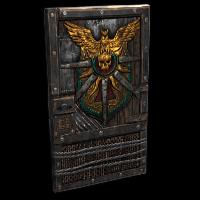 Defender Door Rust Skin