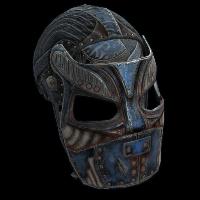 Whaleman Facemask Rust Skin