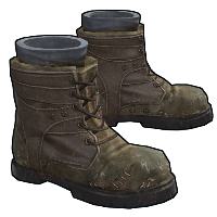 Cajun Boots Rust Skin