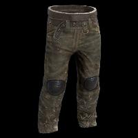 Cajun Pants Rust Skin