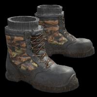 Marsh Lurker Boots Rust Skin