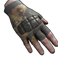 Rust Marsh Lurker Gloves Skins
