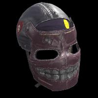 Troll Daddy Mask Rust Skin