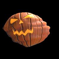 Pumpkin Rock Rust Skin