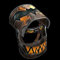 Night Stalker Helmet Rust Skin