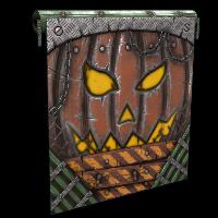 House of Horror Rust Skin