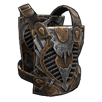 Wanderer's Chest Plate Rust Skin