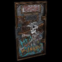 HellBunker Door