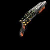 Raider's Shotgun Rust Skin