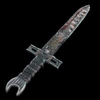 Trash Sword Rust Skin