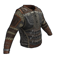Road Raider Shirt Rust Skin