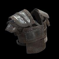 The Last Viking Vest Rust Skin