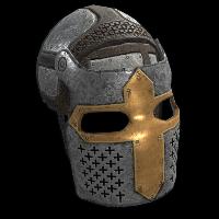 Templar Rust Skin