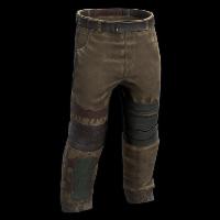Chekist's Pants Rust Skin