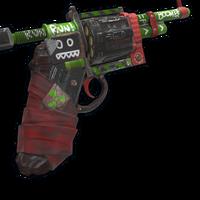 Chalk Rebel Revolver