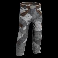 Rust Urban Ice Pants Skins