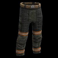 Rust Firefighter Pants Skins