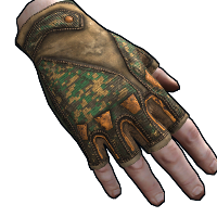 Rust Firefighter Gloves Skins