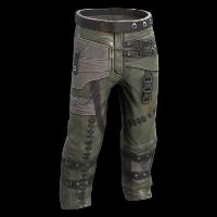 Prospector's Pants Rust Skin