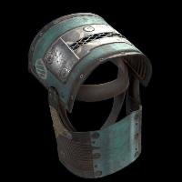 Loot Leader Helmet Rust Skin