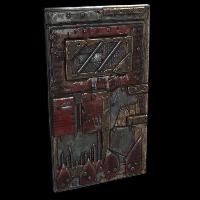 Brutal Door Rust Skin