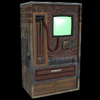 Carpenter's Vending Machine Rust Skin