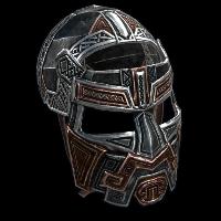 Rust Dwarf Facemask Skins
