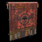 Bandit Garage Door