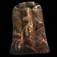 Golden Drake Sleeping Bag