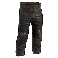 Outlaws Pants Rust Skin