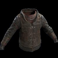 Outlaws Hoodie Rust Skin