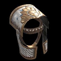 Heavenly Legion Helmet Rust Skin