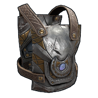 Precious Antiques Chestplate Rust Skin