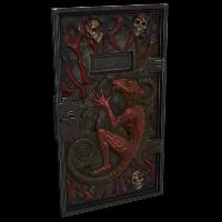 Hellfire Portal Rust Skin