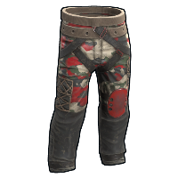 Checkpoint Pants Rust Skin