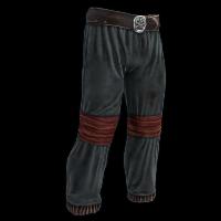 Pirate Pants Rust Skin