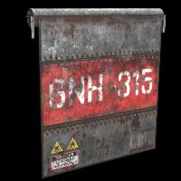 Rust GNH-315 Skins