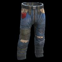 Lumberjack Pants Rust Skin