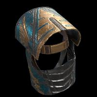 Dominator Helmet Rust Skin