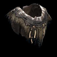 Tribesman Poncho Rust Skin