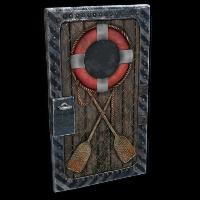 Boat House Door
