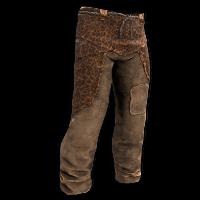 Leopard Skin Pants