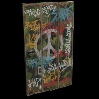 Vandal's Peace Door Rust Skin