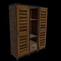 Carpenter's Locker Rust Skin