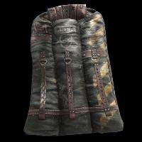 Survivor Bag Rust Skin