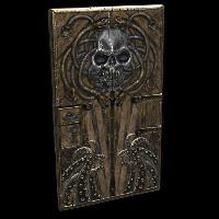 Steel Pirate Door