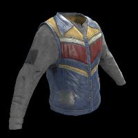 Rust Junkyard King Shirt Skins